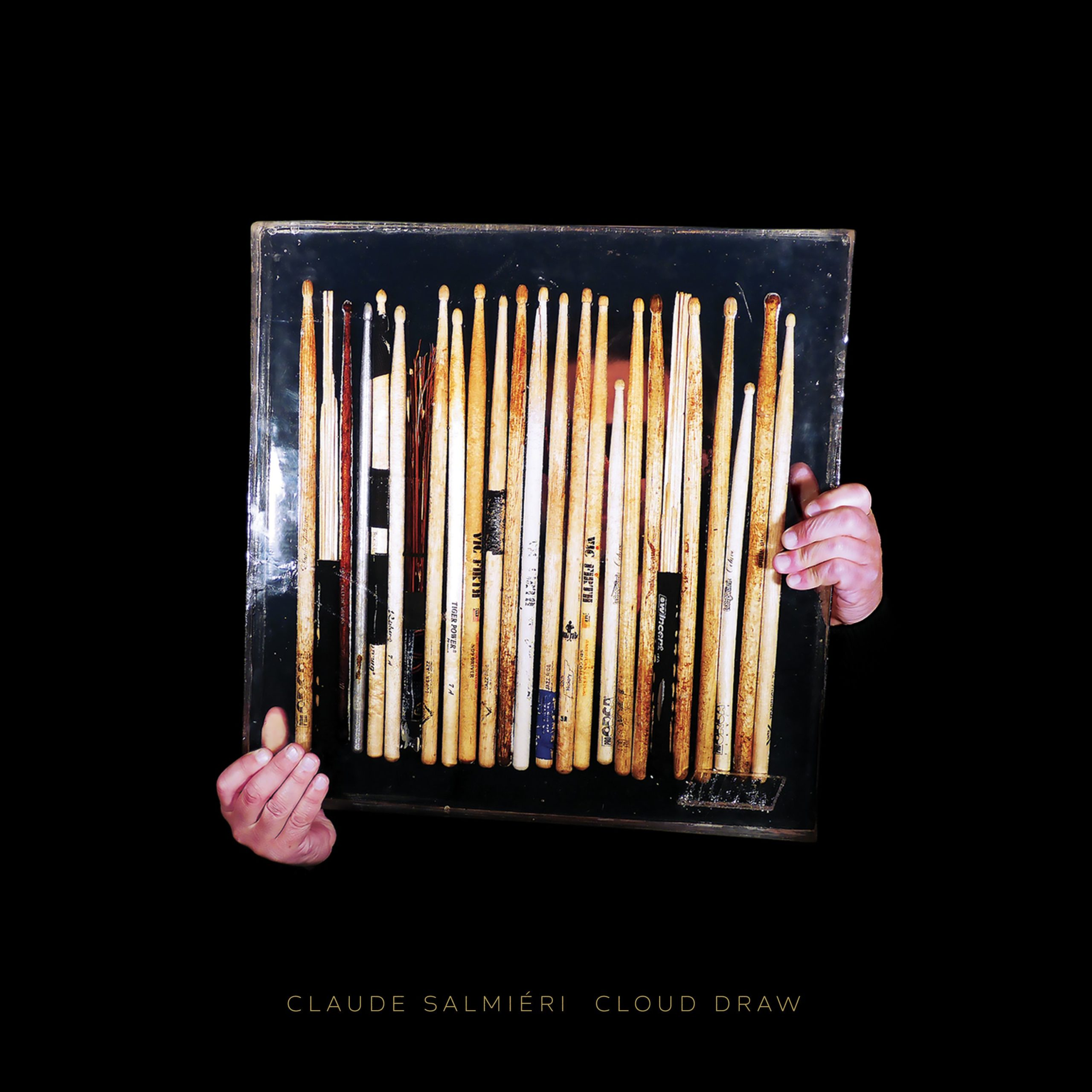 Claude Salmiéri - Cloud Draw (front)