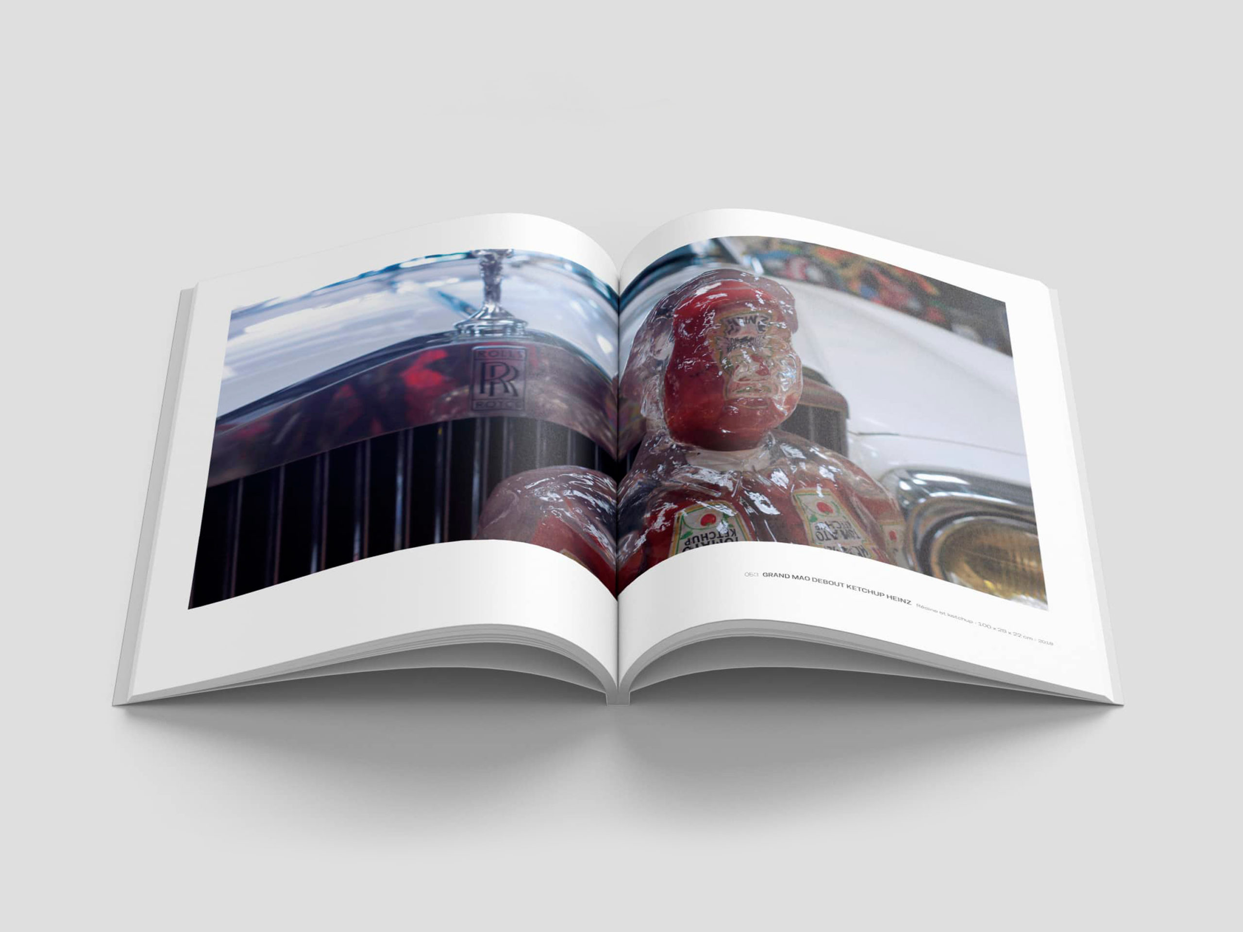 Coffee Table Book - Time Capsule